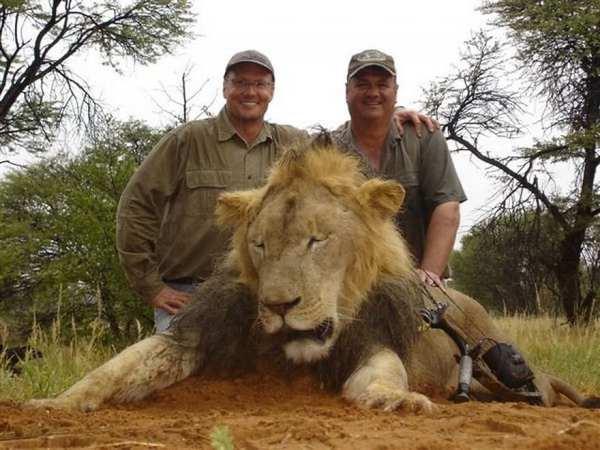 leone cecil
