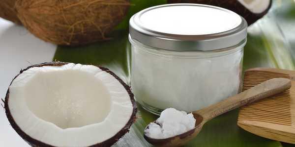 olio di cocco benefico dannoso