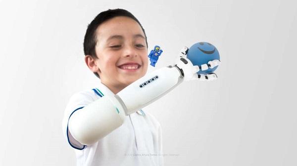 protesi lego