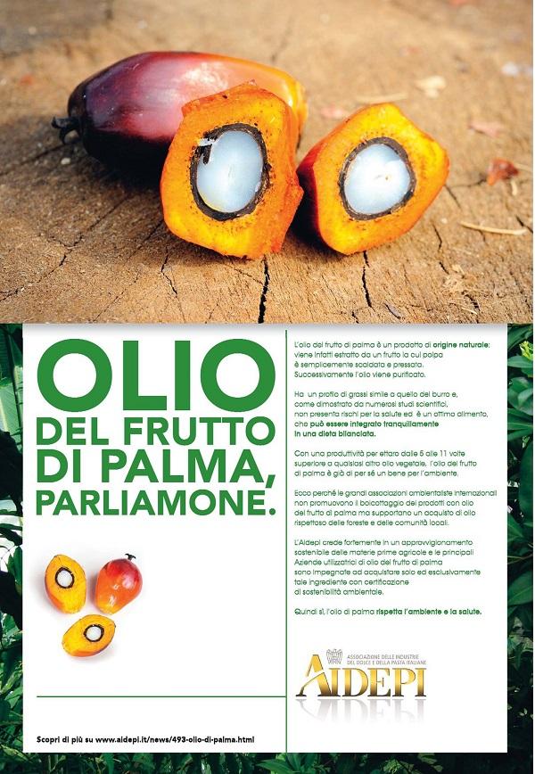 Olio di palma aidepi