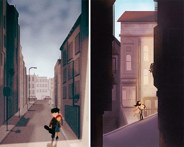 amore illustrazioni 15