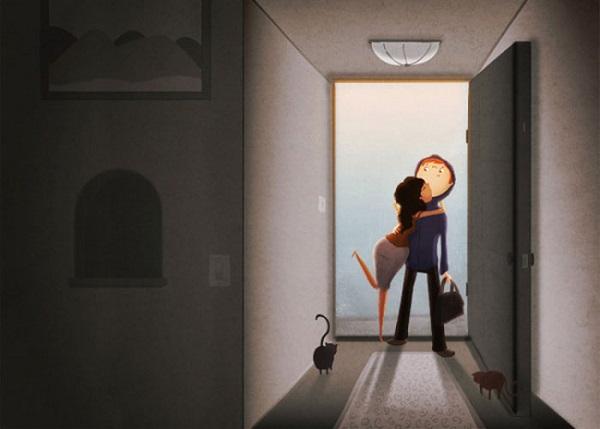 amore illustrazioni 4