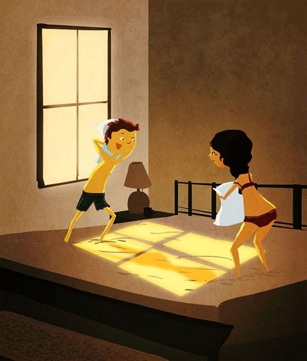 amore illustrazioni 5