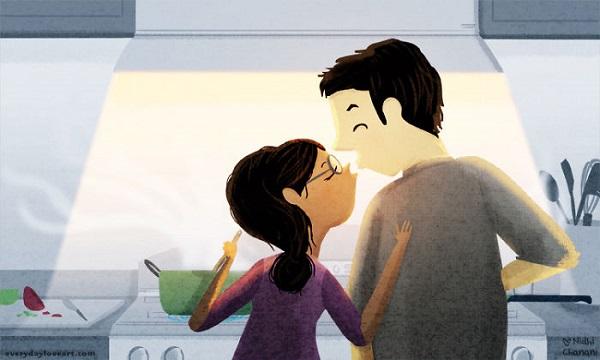 amore illustrazioni 6