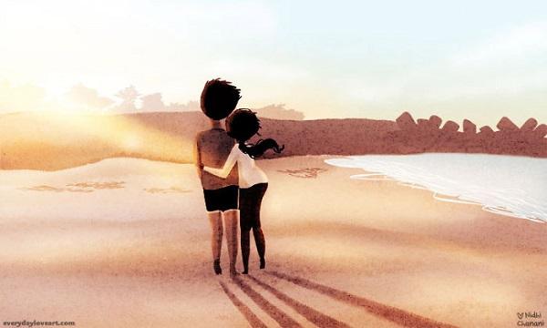 amore illustrazioni 8