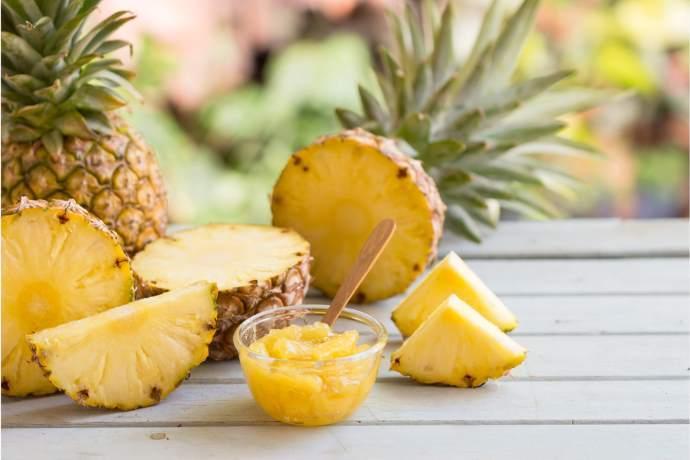 Ananas ricette
