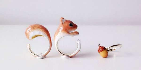anelli animali cover