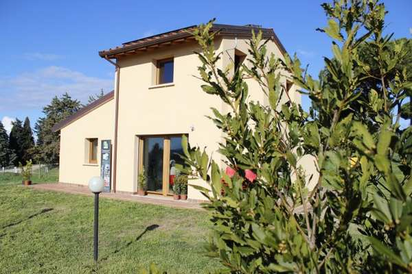 casa ecologica festambiente