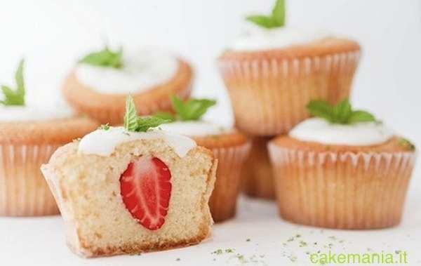 cupcake 2 fragola