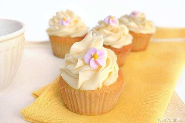 cupcake 9 limone