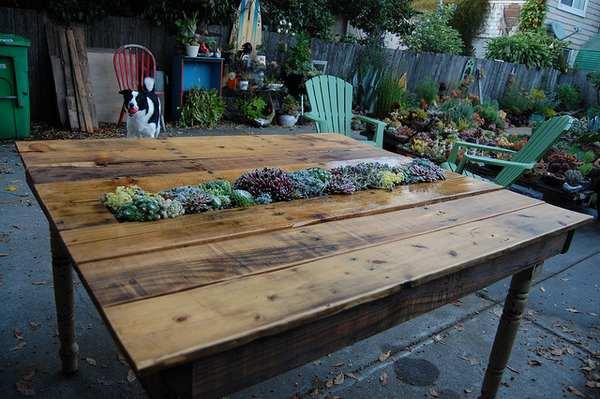 10 Idee Per Arredare Il Giardino Con I Pallet Greenme It