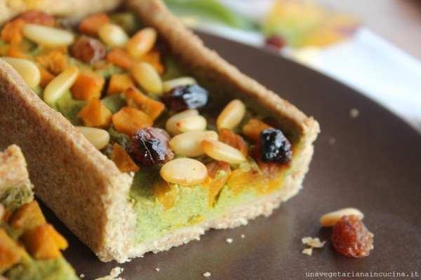 torta salata vegan 7