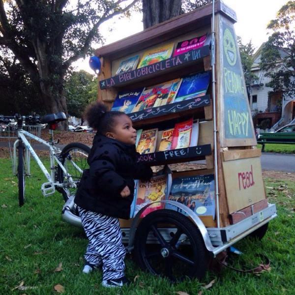 1. Bibliobicicleta