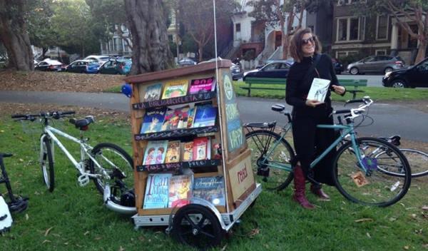 6. Bibliobicicleta