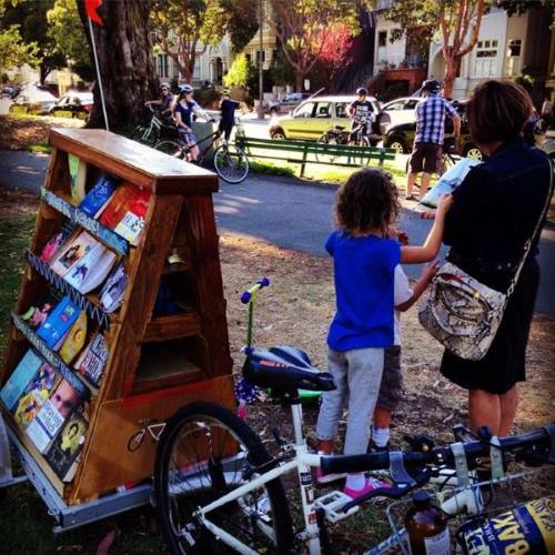 8. Bibliobicicleta