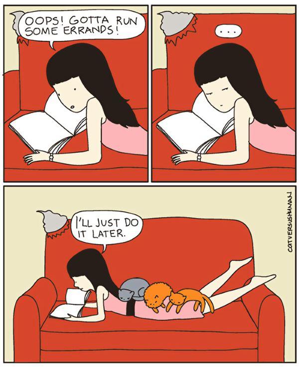 9. fumetti gatto
