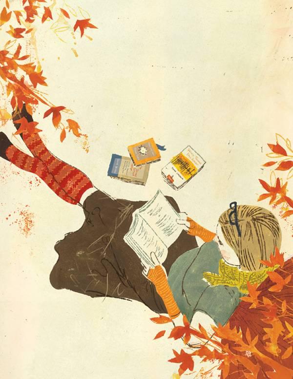 amare autunno libro