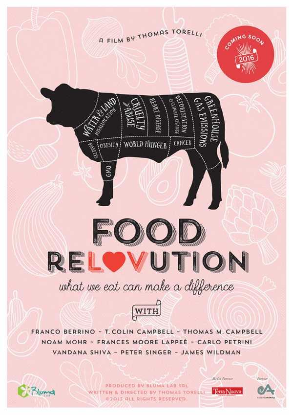 food revolution locandina