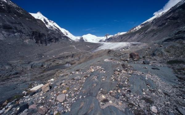 ghiacciai alpini foto