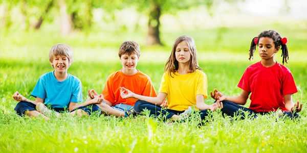 meditazione a scuola