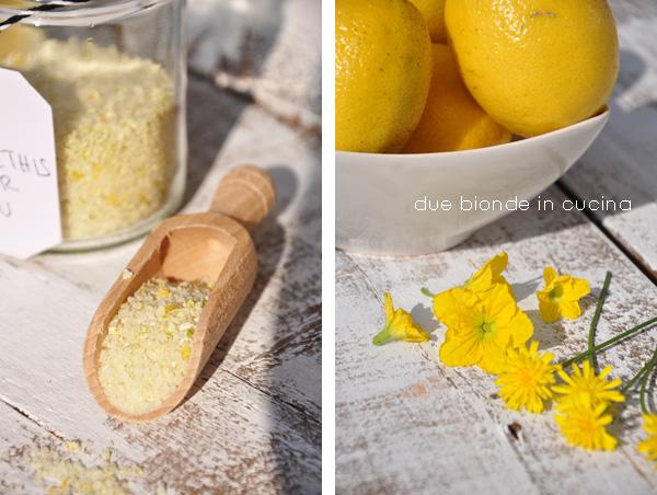 sale aromatizzato 1 limone