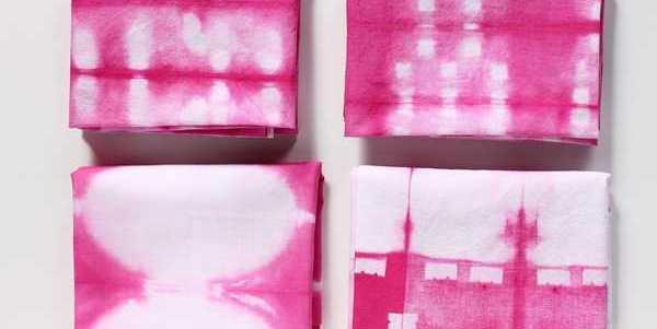 a96c0c7fd8 Shibori: come tingere e decorare i tessuti in modo naturale con l'antica  tecnica giapponese (FOTO e VIDEO)