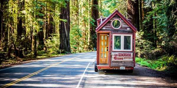 viaggio tiny house cover