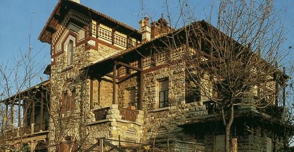 Villaggio Crespi d Adda villa per impiegati