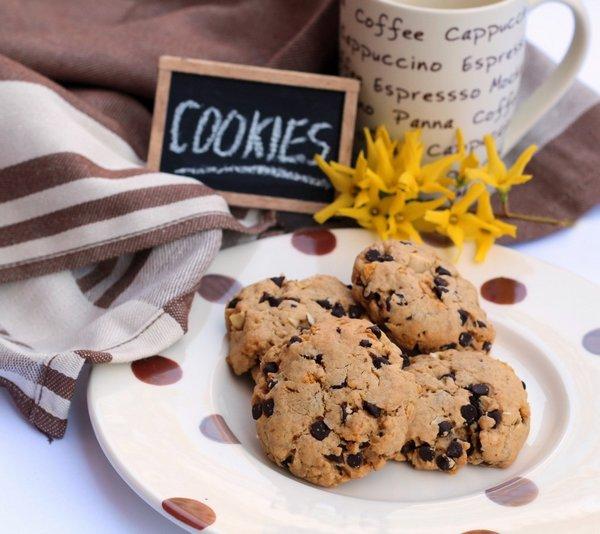 esubero pasta madre 7 cookies