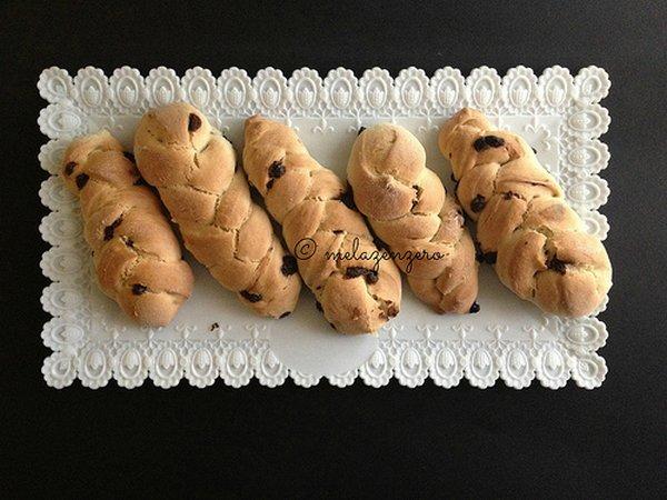 esubero pasta madre 8 biscotti