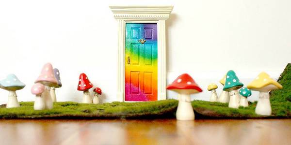 fairy doors cover