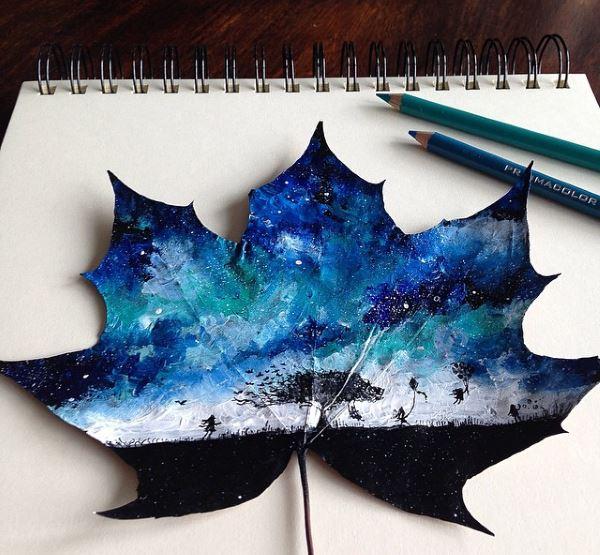 foglie decoro 2