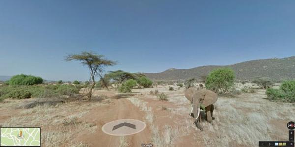 google street kenya