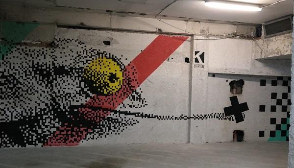 gravity street art 13