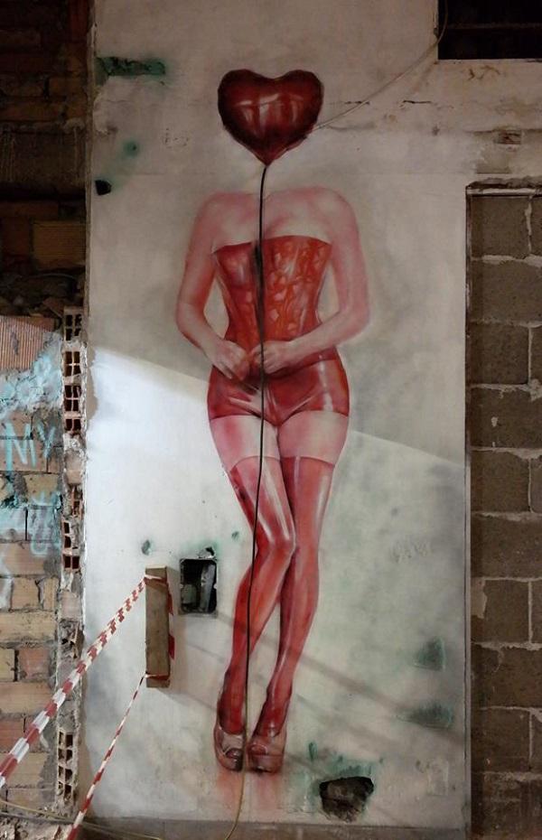 gravity street art 14