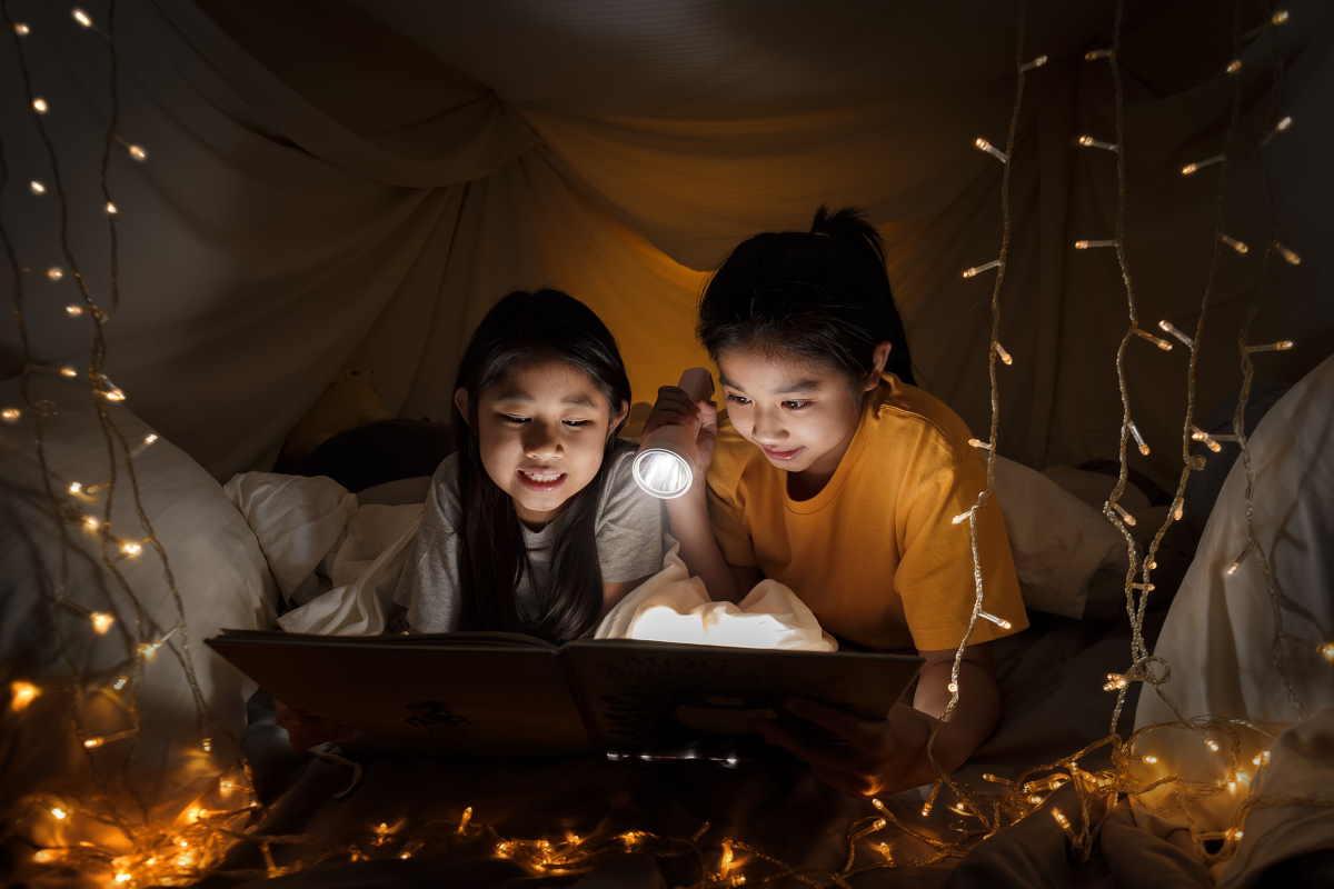 leggere prima di dormire