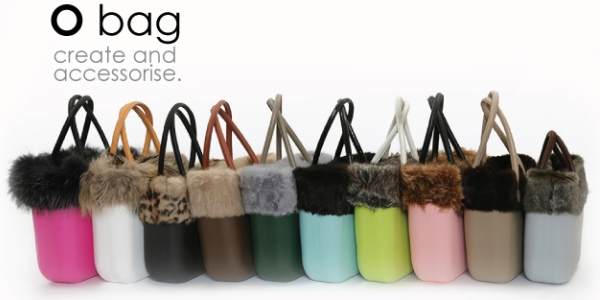 O Bag: le borse crudeli con bordo in pelliccia vera GreenMe.it