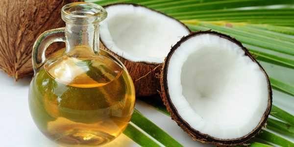 olio di cocco labbra screpolate