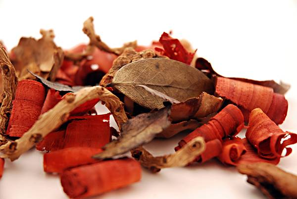 pot pourri ingredienti