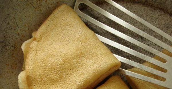 ricette radicchio 3 crepes