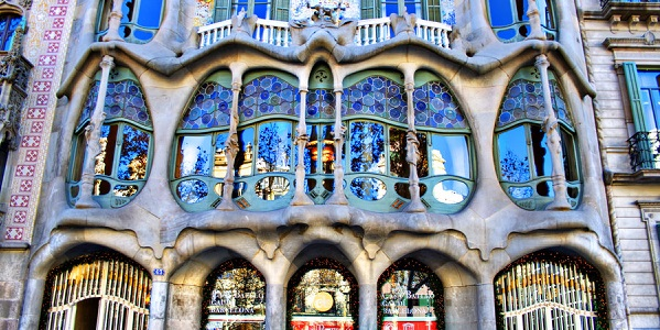 Casa Batllo HDR by alvarocruzramos