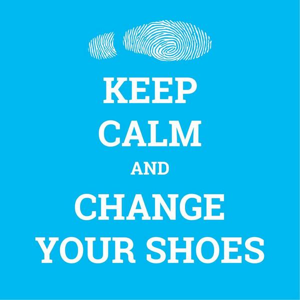 change your shoes 3