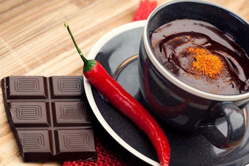 cioccolata peperoncino