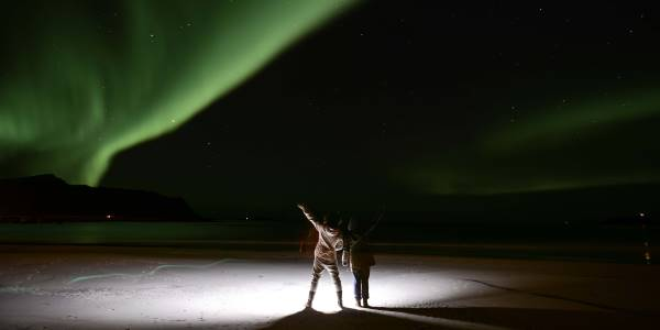 cover aurora boreale
