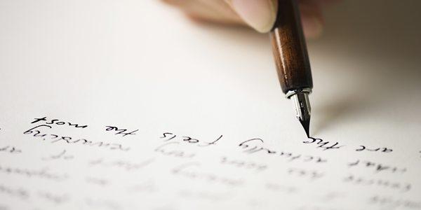 scrivere a mano benefici
