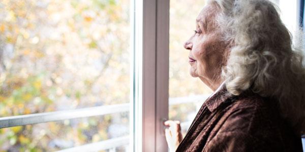 solitudine anziani