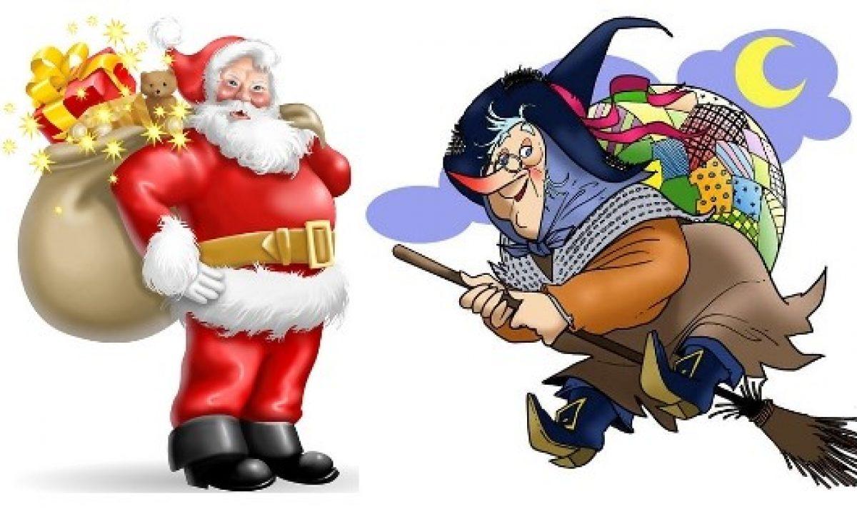 Babbo Natale E Befana.L Energia Dei Giorni Cosa E Meglio Fare O Non Fare Tra Natale E L Epifania Greenme
