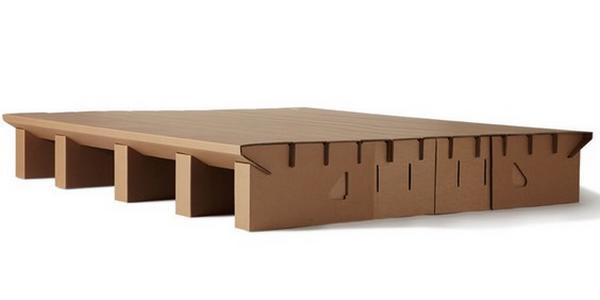creare mobili cartone