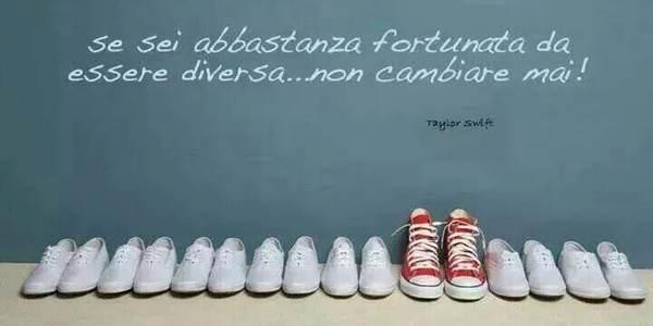 essere diversi