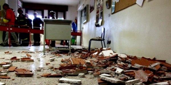 scuola crolli